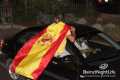 WC2010 Final Beirut Celebrations