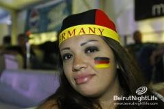 Beirut Fan Park Germany vs Ghana