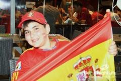 Crepaway Spain vs Paraguay