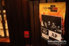 Band JLP At Hard Rock Cafe 201111226