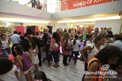 Be A Barbie At ABC Dbayeh 2012