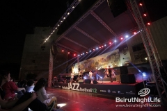 Al-Madar Band Live At Beirut Jazz Festival 2012