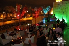 Cherry On The Rooftop Gray Hotel Beirut 20120921