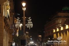 Beirut Celebrates End Of Year Festivities 2012