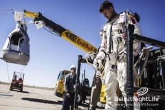 Felix Baumgartner Jump 2012