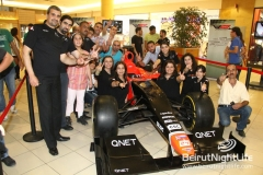 Formula One Car At CityMall 20120519