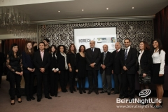 Horeca Press conference At Eau de vie 20120215