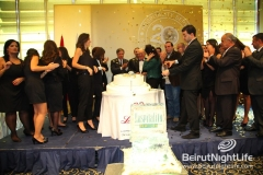 Hospitality Services 20th Anniversary 20121121