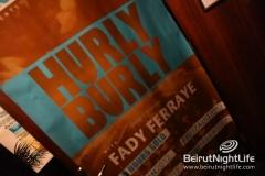 B018 Presents Hurly Burly 20120629
