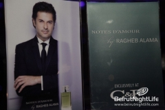 Launch of NOTES D\'AMOUR by Ragheb Alameh  20121011