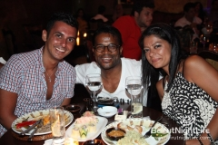 NRJ Music Tour Artists Dinner At Buddha Bar 20120706