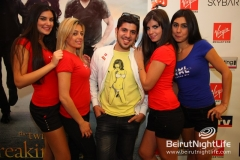 Opening of Virgin Megastore At ABC Dbayeh With XXL & Budweiser 20121116