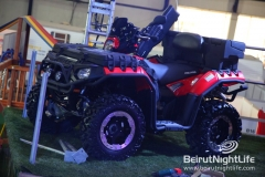 Outdoor Lebanon And Beirut Motorcycle Show 2012