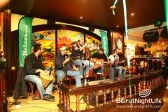 St. Patrick\'s Day @ Hard Rock Cafe