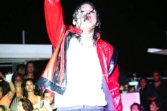 Tribute to Michael Jackson @ White