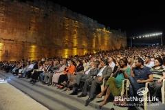Saber Rebai Live At Baalbeck Festival 2012