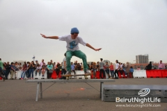 Skate Park At Beirut 20120501