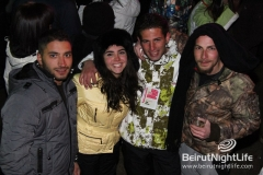 Ski De Nuit At Cedars 20120324