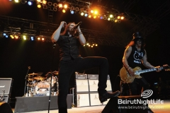 Slash Live In Byblos Festival 2012