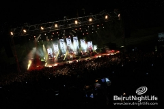 Snow Patrol Live At Byblos Festival 2012