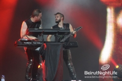 Within Temptation 2012 part 1